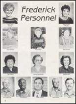 1993 Frederick High School Yearbook Page 12 & 13