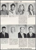 1993 Frederick High School Yearbook Page 16 & 17