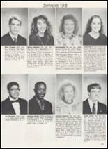 1993 Frederick High School Yearbook Page 18 & 19