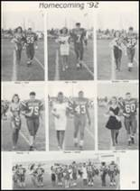 1993 Frederick High School Yearbook Page 52 & 53