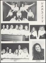 1993 Frederick High School Yearbook Page 108 & 109