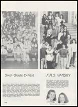 1993 Frederick High School Yearbook Page 110 & 111