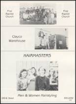1993 Frederick High School Yearbook Page 122 & 123