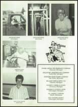 1989 White Pine High School Yearbook Page 10 & 11