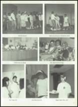 1989 White Pine High School Yearbook Page 14 & 15