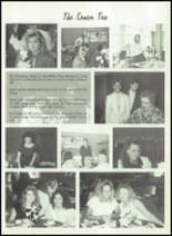 1989 White Pine High School Yearbook Page 16 & 17