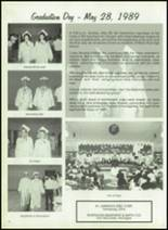 1989 White Pine High School Yearbook Page 18 & 19