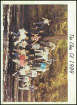 1989 White Pine High School Yearbook Page 20 & 21