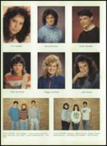 1989 White Pine High School Yearbook Page 24 & 25