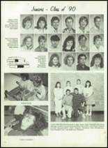 1989 White Pine High School Yearbook Page 26 & 27
