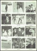 1989 White Pine High School Yearbook Page 32 & 33