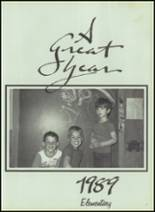 1989 White Pine High School Yearbook Page 34 & 35