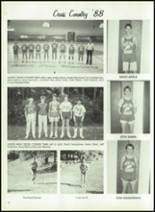 1989 White Pine High School Yearbook Page 46 & 47