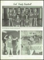 1989 White Pine High School Yearbook Page 48 & 49