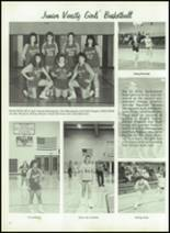 1989 White Pine High School Yearbook Page 50 & 51