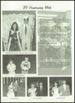 1989 White Pine High School Yearbook Page 62 & 63