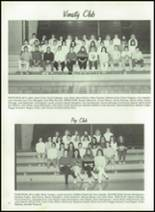 1989 White Pine High School Yearbook Page 70 & 71