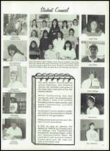 1989 White Pine High School Yearbook Page 72 & 73