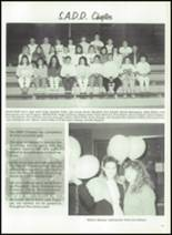 1989 White Pine High School Yearbook Page 74 & 75