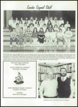 1989 White Pine High School Yearbook Page 76 & 77