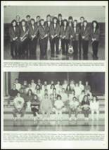 1989 White Pine High School Yearbook Page 84 & 85