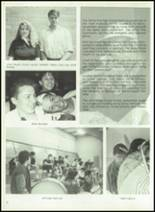 1989 White Pine High School Yearbook Page 86 & 87