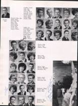 1964 Littleton High School Yearbook Page 92 & 93