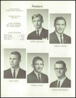 1965 Reese High School Yearbook Page 10 & 11