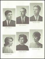 1965 Reese High School Yearbook Page 12 & 13