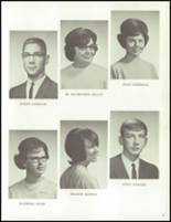 1965 Reese High School Yearbook Page 14 & 15