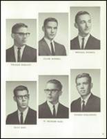 1965 Reese High School Yearbook Page 18 & 19