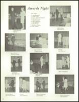 1965 Reese High School Yearbook Page 22 & 23