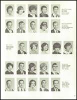 1965 Reese High School Yearbook Page 26 & 27