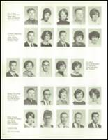 1965 Reese High School Yearbook Page 28 & 29