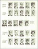 1965 Reese High School Yearbook Page 30 & 31