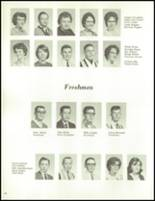 1965 Reese High School Yearbook Page 32 & 33