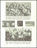 1965 Reese High School Yearbook Page 36 & 37