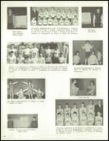 1965 Reese High School Yearbook Page 38 & 39