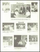 1965 Reese High School Yearbook Page 44 & 45