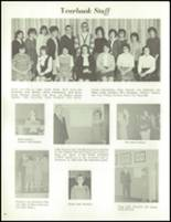 1965 Reese High School Yearbook Page 48 & 49