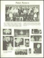 1965 Reese High School Yearbook Page 52 & 53