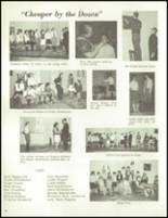 1965 Reese High School Yearbook Page 54 & 55