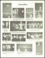 1965 Reese High School Yearbook Page 56 & 57