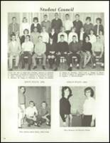 1965 Reese High School Yearbook Page 58 & 59