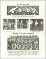 1965 Reese High School Yearbook Page 62 & 63