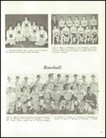 1965 Reese High School Yearbook Page 66 & 67