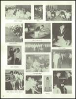 1965 Reese High School Yearbook Page 70 & 71