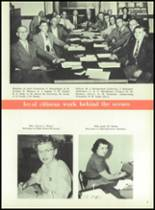 1954 Boyertown Area High School Yearbook Page 10 & 11
