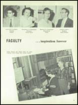 1954 Boyertown Area High School Yearbook Page 12 & 13