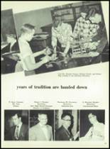 1954 Boyertown Area High School Yearbook Page 14 & 15